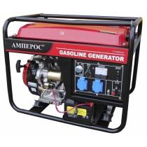 Генератор бензиновый LT6500CL с тележечным комплектом