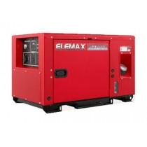 Дизельный генератор инверторный Elemax SHX8000DI-R