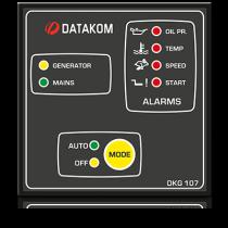 Автозапуск генератора Datakom DKG-107