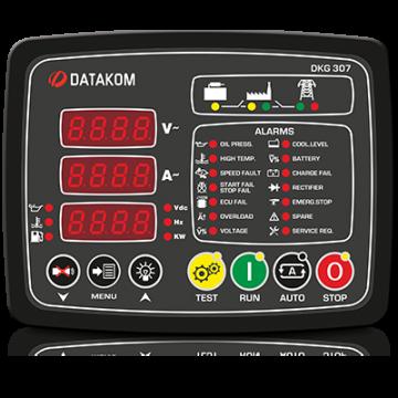 Автозапуск генератора Datakom DKG-307 MPU