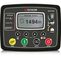 Автозапуск генератора Datakom DKG-309 MPU