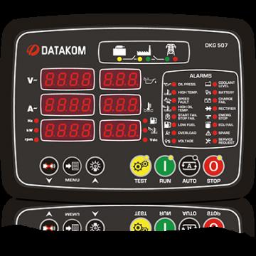 Автозапуск генератора Datakom DKG-507 MPU