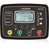 Автозапуск генератора Datakom DKG-509 MPU