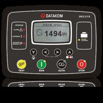 Ручной и удаленный запуск генератора Datakom DKG-519 MPU