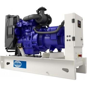 Дизельный генератор FG Wilson P14-6S открытая