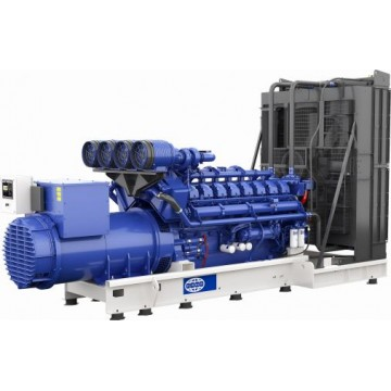 Дизельный генератор FG Wilson P1650E3 открытая