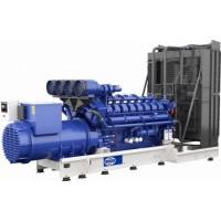 Дизельный генератор FG Wilson P2000-1E открытая