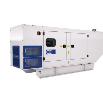 Дизельный генератор FG Wilson P275-3 кожух