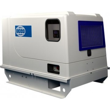 Дизельный генератор FG Wilson P7,5-4S кожух