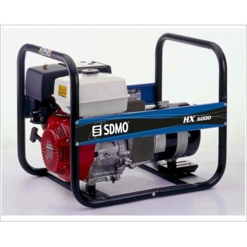 Бензиновый генератор SDMO HXC 6000-C