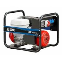 Бензиновый генератор SDMO HX 7500 T С5