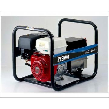 Бензиновый генератор SDMO HXС 7500 T-C5