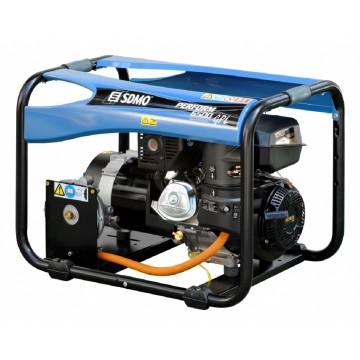 Бензиновый генератор SDMO PERFORM 6500 GAZ