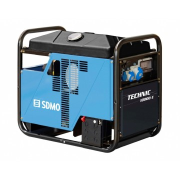 Бензиновый генератор SDMO TECHNIC 10000 A AVR C5