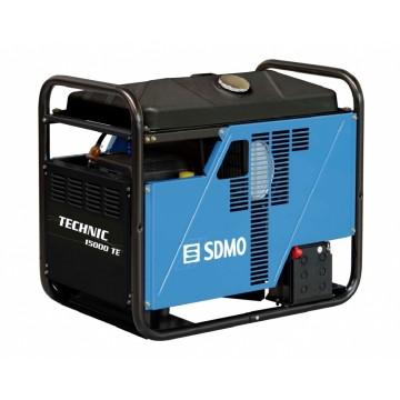 Бензиновый генератор SDMO TECHNIC 15000 TA AVR C5