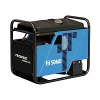 Бензиновый генератор SDMO TECHNIC 15000 TA C5