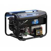 Бензиновый генератор SDMO TECHNIC 6500 E AVR C5