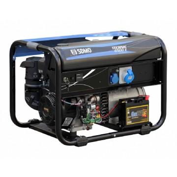Бензиновый генератор SDMO TECHNIC 6500 E C5