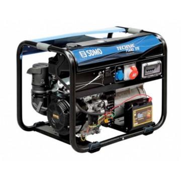 Бензиновый генератор SDMO TECHNIC 7500 TE С5