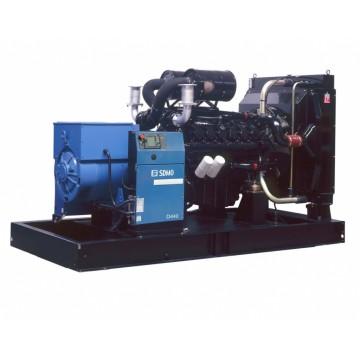 Дизельный генератор SDMO D440II/TELYS open