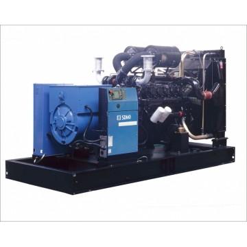 Дизельный генератор SDMO D550II/TELYS open