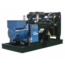 Дизельный генератор SDMO D700II/TELYS open