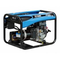 Дизельный генератор SDMO DIESEL 6000 E XL C