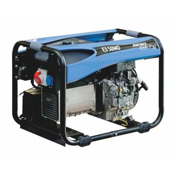 Дизельный генератор SDMO DIESEL 6500 TE XL C M