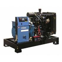 Дизельный генератор SDMO J110K open