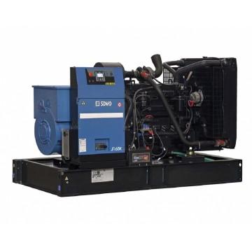 Дизельный генератор SDMO J165K open