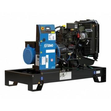 Дизельный генератор SDMO J22 open