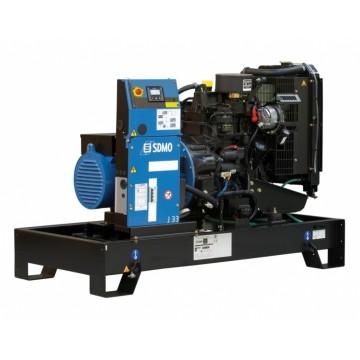 Дизельный генератор SDMO J33 open