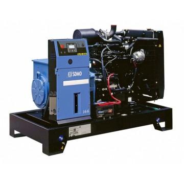 Дизельный генератор SDMO J66K open