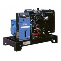 Дизельный генератор SDMO J77K open