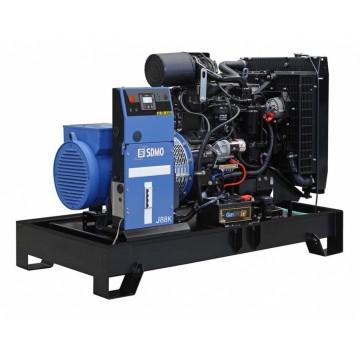 Дизельный генератор SDMO J88K open
