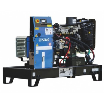 Дизельный генератор SDMO K12 open
