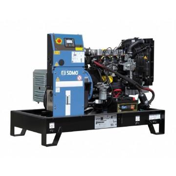 Дизельный генератор SDMO K16 open