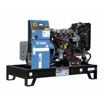 Дизельный генератор SDMO K16H open