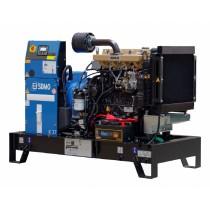 Дизельный генератор SDMO K27 open