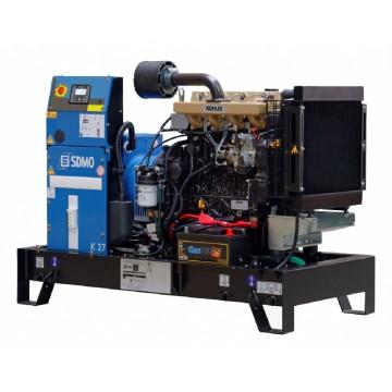 Дизельный генератор SDMO K28H open