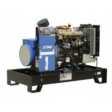 Дизельный генератор SDMO K33 open