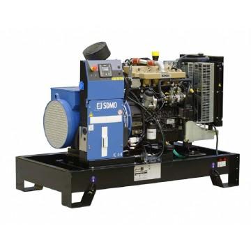 Дизельный генератор SDMO K44 open