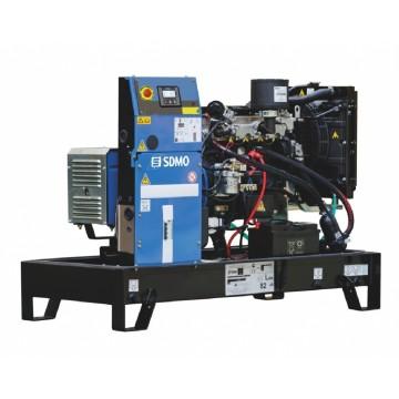 Дизельный генератор SDMO K9 open