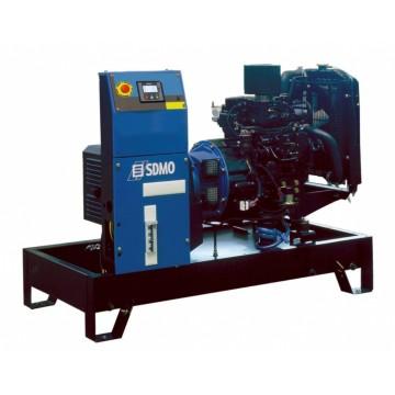 Дизельный генератор SDMO Т12К open
