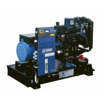 Дизельный генератор SDMO Т12КМ open