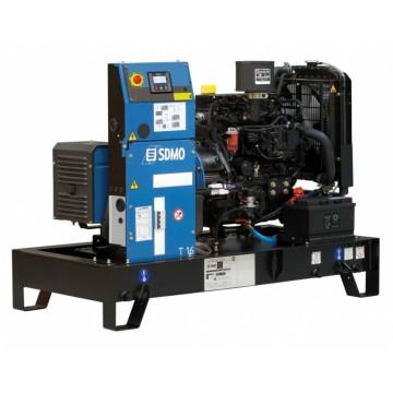 Дизельный генератор SDMO Т16К open