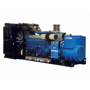 Дизельный генератор SDMO T2500 open