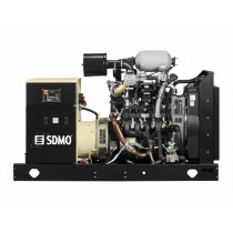 Газовый генератор SDMO GZ125 open