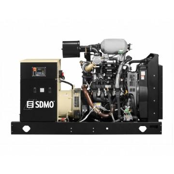 Газовый генератор SDMO GZ150 open