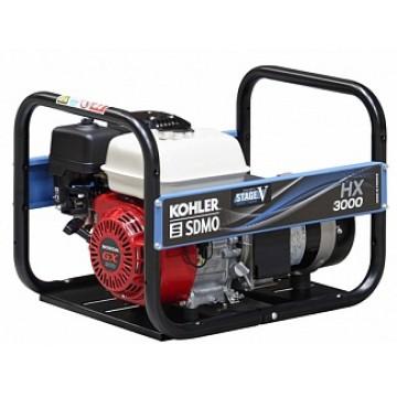Бензиновый генератор SDMO HXС 3000-C